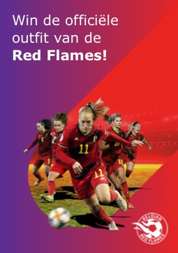 Red Flames Outfit